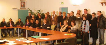 Photo rencontre en mairie